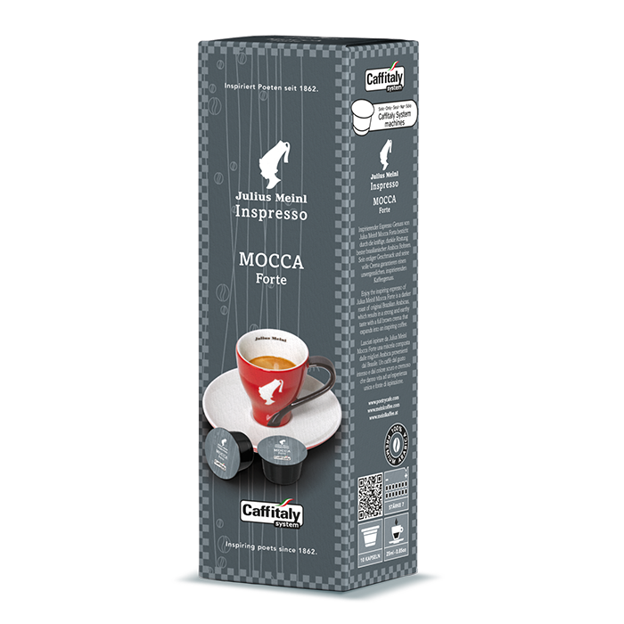 Капсулы Julius Meinl Mocca Forte
